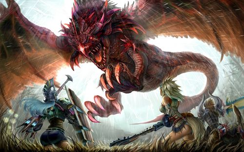 Top 50 Monster Hunter Wallpapers