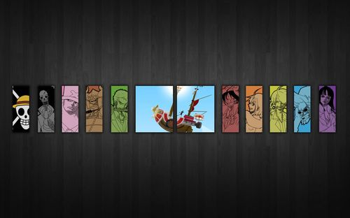 One piece wallpaper chibi.