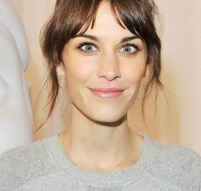 15 Pictures of Alexa Chung Haircut