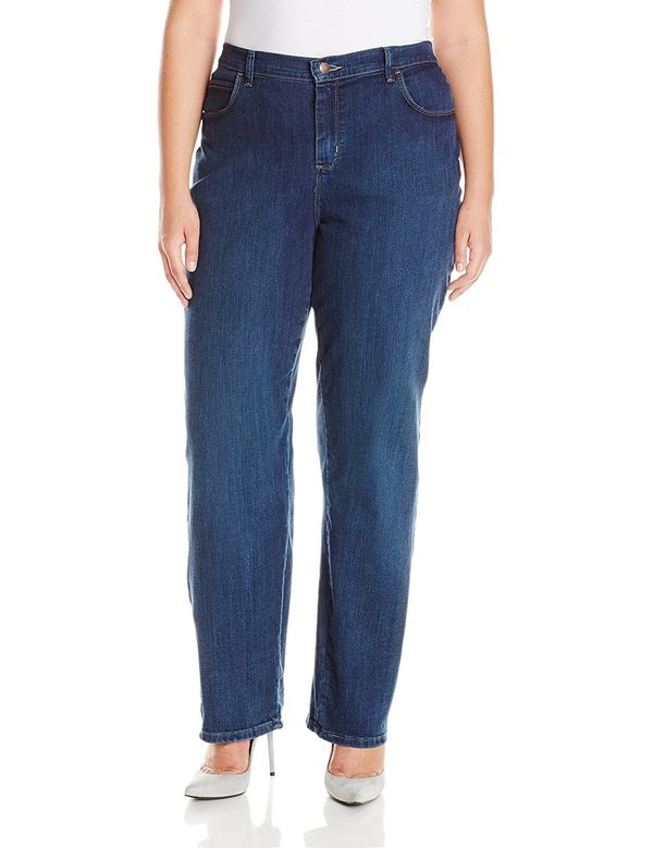 LEE Womens PlusSize Relaxed Fit