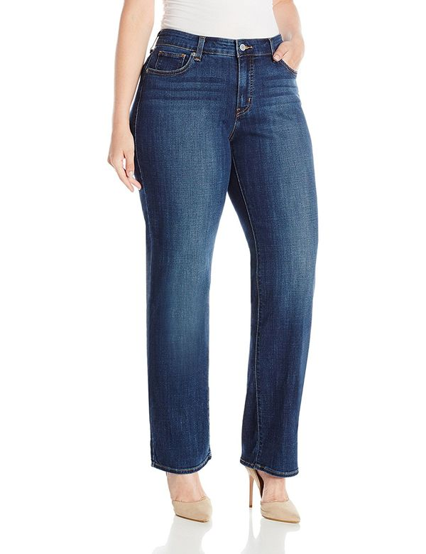 Levis Womens Plus Size 414