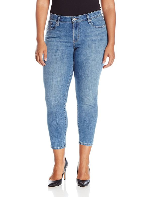 Levis Womens Plus Size 711